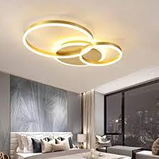 decken le led dimmbar mit fernbedienung groß wohnzimmerle modern deckenleuchte lichtfarbe helligkeit einstellbar schlafzimmerle acryl