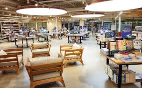 Inside The New Barnes & Noble Concept At Galleria amazing Barns