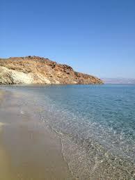 100 Molos Beach Paros Island Greece Love Paros Pinterest