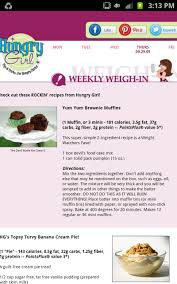 Solid Pack Pumpkin Nutrition by Yum Yum Brownies Weight Watchers Skinny Recipes Pinterest