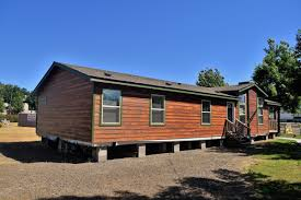 Optional Stained Lap Siding On Our Metolius Model Gives That Rustic Look With A 50 Year Warranty