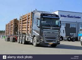 100 Volvo Truck Center LIETO FINLAND APRIL 5 2014 S Presents The