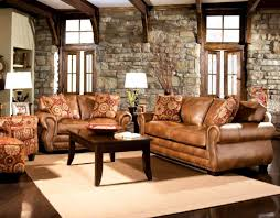 Indoor Chairs. Rustic Leather Chairs: Tufted Leather Couch ...
