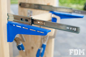 open the box comment poser facilement des tiroirs avec kreg