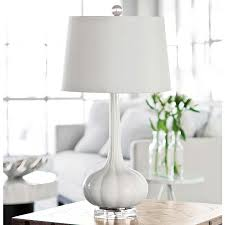 Destinations By Regina Andrew Lamps by Regina Andrew Design Milano Table Lamp Snow 13 1044wt