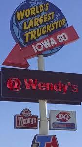 100 Iowa 80 Truck Wash Roadtrip
