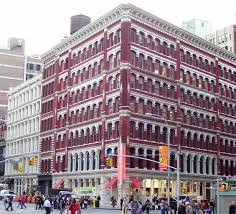 100 Astor Terrace Nyc The Place Building At 444 Lafayette Street Was Built