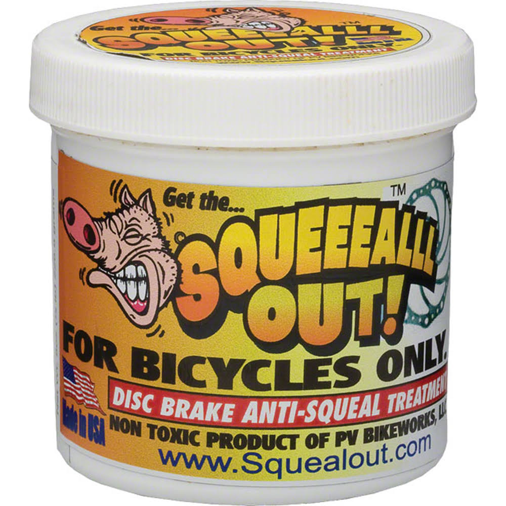Squeal Out Anti Squeal Disc Brake Paste - 8oz