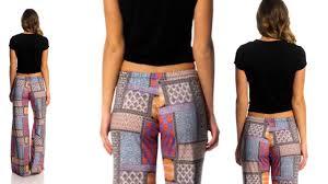 Hippie Yoga Pants