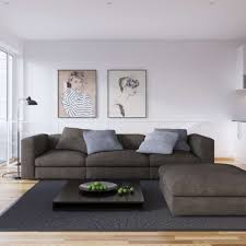 Oversized Sofa Pillows by Living Room Oversized Couch Pillows Living Room Scandinavian