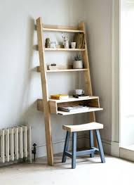bookcase leaning desk and bookcase leaning wall desk and