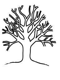 Modest Winter Tree Coloring Page Ideas For You