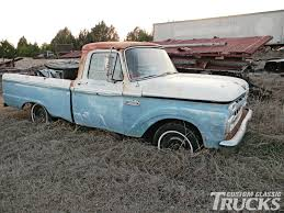 1965 Ford F-100 Project Truck - Hot Rod Network 1965 Ford F100 For Sale Near Cadillac Michigan 49601 Classics On Sale Classiccarscom Cc884558 Mustang Convertible Concord Ca Carbuffs Cc1031195 Icon Transforms F250 Into A Turbodiesel Beast Ford F100 Value Newbie Truck Enthusiasts Forums Vintage Classic F 250 California Custom Cabcamper Special My F350 Dually Cab Pickup Full Restoration With Upgrades Short Bed Autotrader History Of The Fseries The Best Selling Car In America
