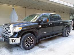 File:2014 Toyota Tundra CrewMax Limited.jpg - Wikimedia Commons New For 2015 Toyota Trucks Suvs And Vans Jd Power Cars 2014 Tacoma Prerunner First Test Tundra Interior Accsories Top Toyota Tundra Accsories 32014 Pickup Recalled For Engine Flaw File2014 Crewmax Limitedjpg Wikimedia Commons Drive Automobile Magazine 2013 Vs Supercharged With Go Rhino Front Rear Bumpers Sale In Collingwood