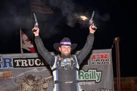 100 Wild West Cars And Trucks Dillard Dials Up Shootout Saturday Loot As Searing Strikes