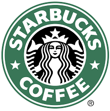 Starbucks Logo Black And White Png Coffee Transparent Svg Vector Banner Download