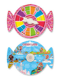 Candy Land Packaging