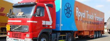 100 Royal Trucking Company Truck Transport A Heavy Truck Logistic Company