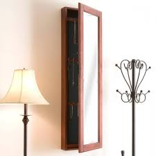 Small Mirrored Jewelry Armoire Dark Oak Jewelry Armoire Full ... Mini Jewelry Armoire Abolishrmcom Best Ideas Of Standing Full Length Mirror Jewelry Armoire Plans Photo Collection Diy Crowdbuild For Fniture Cheval Floor With Storage Minimalist Bedroom With For Decor Svozcom Over The Door Medicine Cabinet Outstanding View In Cheap Mirrored Home Designing Wall Mount Wooden