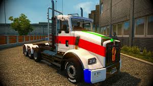 KENWORTH T800 + INTERIOR + DLC CABIN & FLAGS V2.4 TRUCK MOD -Euro ... American Flag Stripes Semi Truck Decal Xtreme Digital Graphix With Confederate Flags Drives Between Anti And Protrump Maximum Promotions Inc Flags Flagpoles Pin By Jason Debord On Patriotic Flag We The People Hm Community Outraged After Student Forced To Remove 25 Pvc Stand Youtube Scores Take Part In Rally Supporting Confederate Tbocom Christmas Banners Affordable Decorative Holiday At Ehs Concerns Upsets Community The Ellsworth Rebel For Bed Pictures Boise Daily Photo Vinyl Car Decals