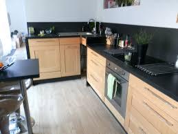 cuisine blanc et noir cuisine noir et blanc et bois utoo me