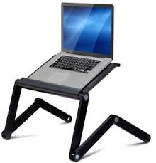 Ease your work with portable laptop desk – DesigninYou