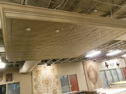 circles and styrofoam ceiling tile 20 x20 r82 dct