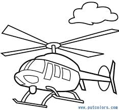 Awesome Helicopter Coloring Pages KIDS Design Gallery
