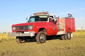 1975 IH Pierce Mini-Pumpe 01 | Vintage Fire Truck & Equipment ...