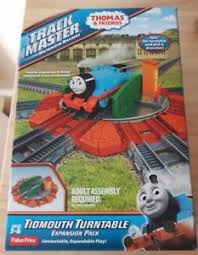 Trackmaster Tidmouth Sheds Ebay by Thomas U0026 Friends Trackmaster Tidmouth Turntable Expansion Pack