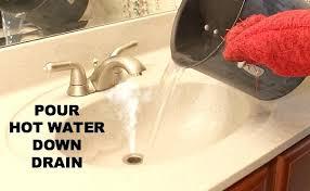 my kitchen sink stinks ningxu
