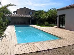 margelle piscine en bois construction piscine en beton 1 dfm construction piscines