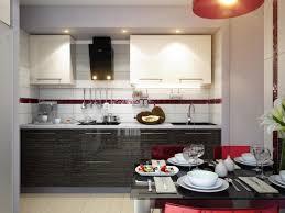 White Gloss Kitchen Design Ideas by Decoration Ideas Excellent Pictures For Kitchen Color Set
