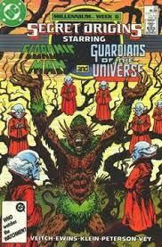 A Cover Gallery For The Comic Book Secret Origins