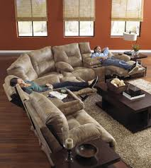 Catnapper Reclining Sofa Set by Power 6 Seat