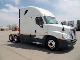 100 Big Sleeper Trucks For Sale 2014 FREIGHTLINER CASCADIA FOR SALE 123537