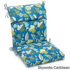 100 Rocking Chair Cushions Sets Inspirations Shop Blazing Needles 42inch IndoorOutdoor Cushion 42 X 20