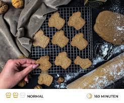 knusprige gewürzspekulatius kuchen backen rezepte