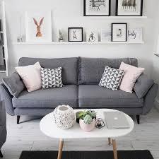 wohnzimmer dekor graues sofa dekor graues wohnzimmer