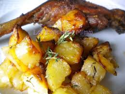 comment cuisiner des cuisses de canard confites cuisses de canard rôties aux pommes de terre de nigella lawson les