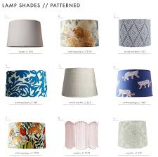 Wayfair Chandelier Lamp Shades by The Surprising Value Of Colored Textured Or Patterned Lampshades