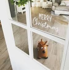 sticker fensterbilder hygge scandi merry weihnachten