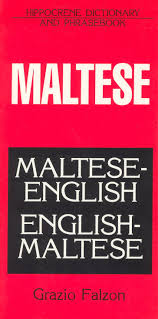 maltese english english maltese dictionary and phrasebook