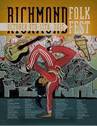 2015 Richmond Folk Festival Poster Revealed