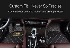 Bmw X5 Carpet Floor Mats by Custom Fit Car Floor Mats For Bmw 3 4 5 6 7 Series Gt M3 X1 X3 X4