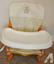 Eddie Bauer Wooden High Chair by Portable Eddie Bauer High Chair American Fork For Sale In