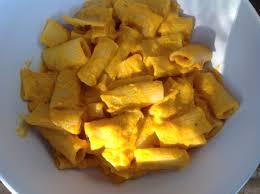pâtes au fromage végétaliennes sans matières grasses starch