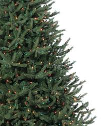 Pre Lit Multicolor Christmas Tree Canada by Oh Christmas Tree Artificial Tree Treetopia