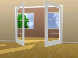 French Patio Doors Inswing Vs Outswing by How To Enlarge A Wall Opening For French Doors How Tos Diy