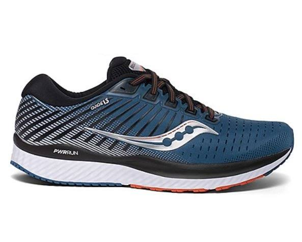 Saucony Guide 13 Running Shoes - Blue - 9.5
